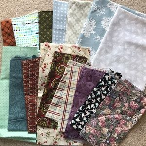 Accessories - Fabric selection for masks!